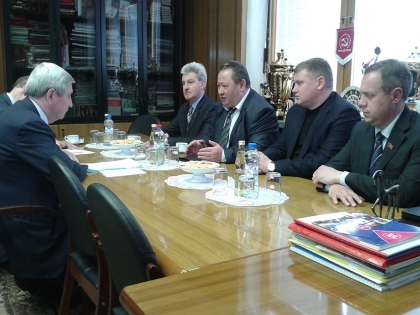 Заседание Верховного Совета ПМР