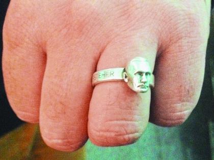 Чудо-перстень с головой Путина