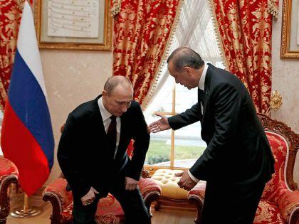 Несколько лет назад Эрдоган «поддержал» Путина
