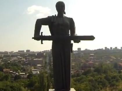 """Памятник """"Мать Армения"""""""