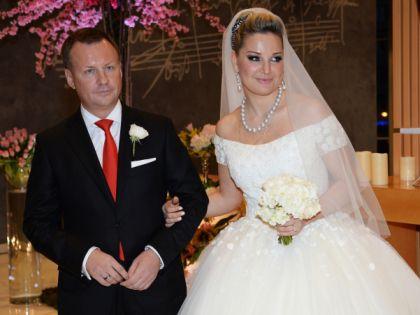 Свадьба Марии Максаковой и Дениса Вороненкова