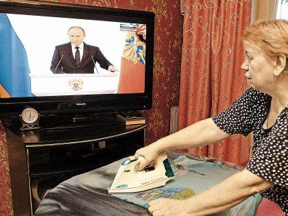 Первым делом Путин как следует отутюжил Эрдогана...