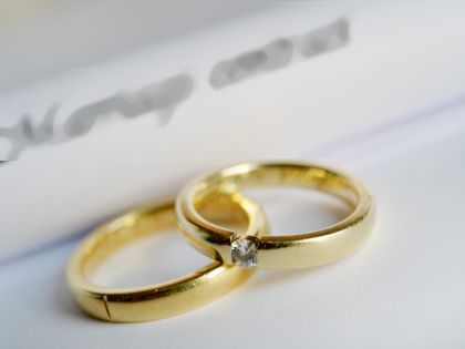 Свадебная церемония оказалась омрачена