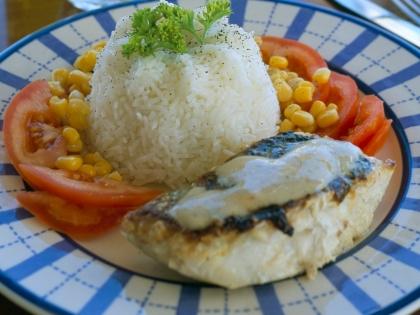 Рыбные основные блюда совсем нетрудоемки