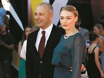 Кинозвезда уже несколько лет живет в гражданском браке с кинопродюсером Арчилом Геловани