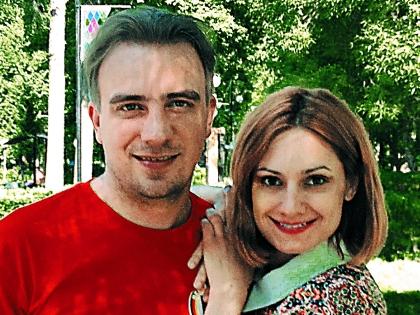 Карина Мишулина и ее возлюбленный Иван