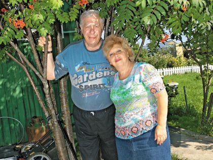 Лариса Рубальская с мужем