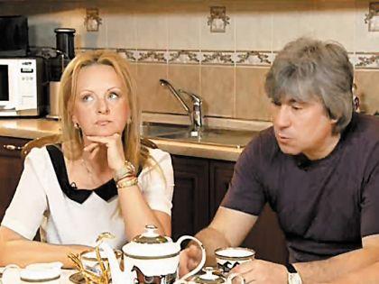 Вопреки слухам их отношения со вторым супругом остались хорошими