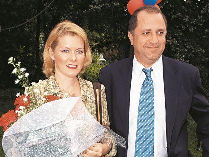 В свою супругу Аллу Владимир Стержаков влюбился с первого взгляда