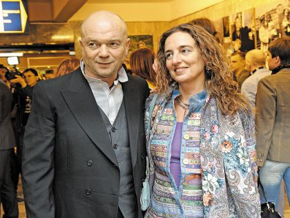 Андрей Игоревич 10 лет живет в гражданском браке с модельером Дарьей Разумихиной