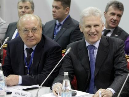 С экс-министром образования Фурсенко
