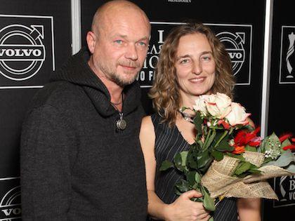 Андрей Смоляков с Дарьей Разумихиной