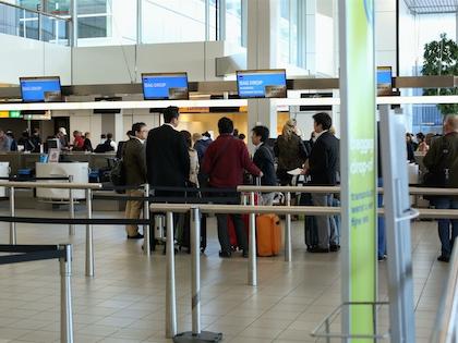 Самолёт должен был прибыть в Москву в 6:30 по московскому времени. Однако пока информации о прибытии не поступало