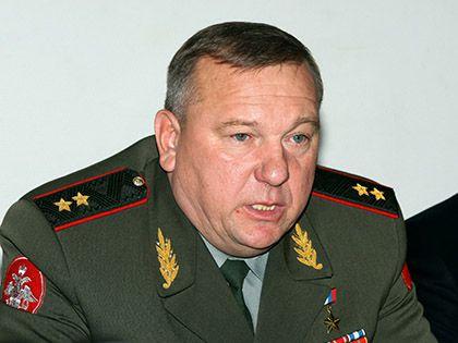 Глава ВДВ Владимир Шаманов может покинуть свой пост ради работы в Госдуме