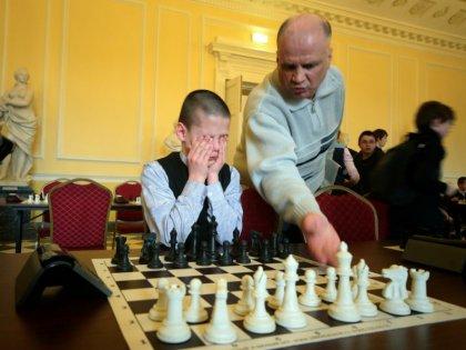 Шахматы насилие