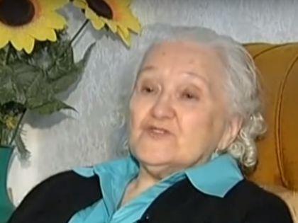 """Мария Михайловна Шолохова, дочь автора """"Тихого Дона"""""""
