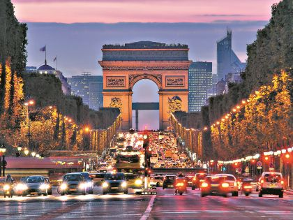 Париж, Франция