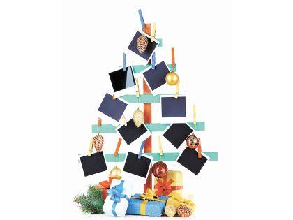 Вариант для любителей нестандартных подходов к Новому году