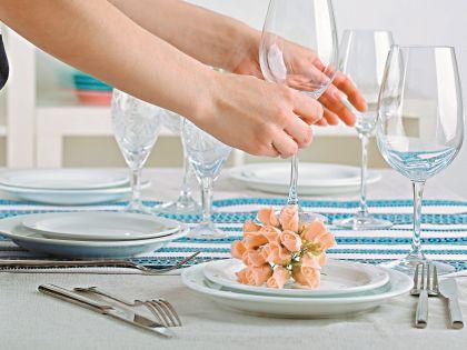 Скатерть – важнейший элемент вашей кухни
