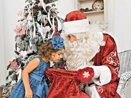 Новогодние праздники – хлопотное время для любых родителей