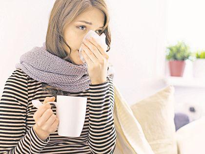 Осень – время простуд