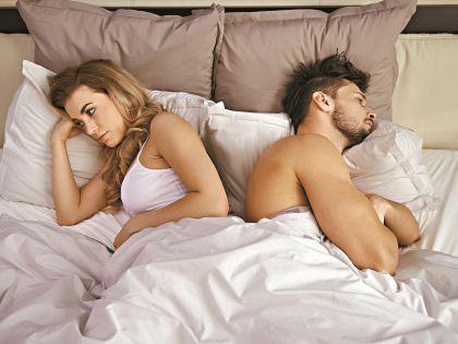 Неожиданный разлад в сексуальной жизни супругов может разрушить брак
