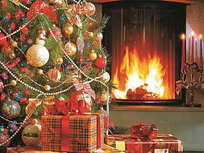 В новогоднюю ночь возможно всё!