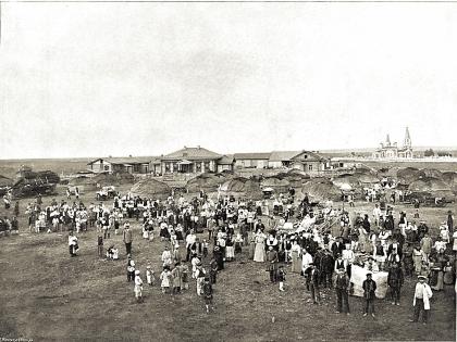 Переселение крестьян в Сибирь в начале XX века
