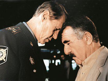 Леонид Каневский и Георгий Яковлевич и в жизни, и на экране были друзьями