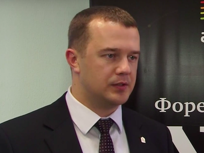 Руководитель сектора продвижения инвестиционных продуктов компании «Альпари» Леонид Матвеев
