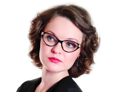 Юрист Виктория Пашкова
