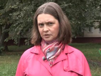 Педагог, руководитель Центра помощи несовершеннолетним женщинам Марианна Вронская
