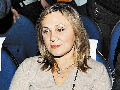 Вторая супруга Стеблова Любовь Глебова