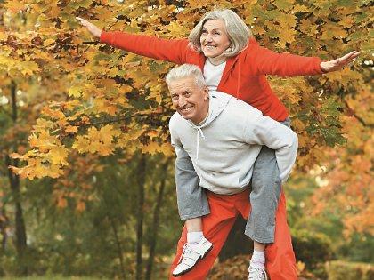 Европейские пенсионеры счастливее наших, они тщательнее заботятся о себе