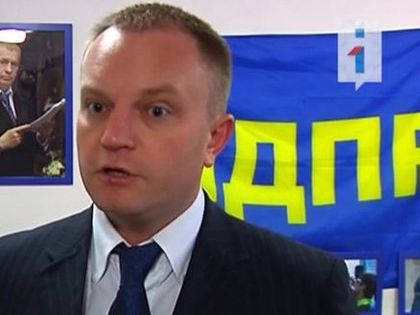 Депутат от ЛДПР Иван Сухарев
