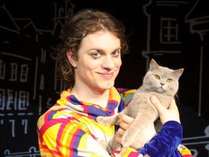 Владимир Куклачев научил кошек балету