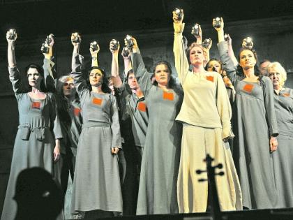 Актеры театра на Таганке