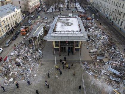 """Ночной снос """"самостроев"""" в Москве повторится летом?"""
