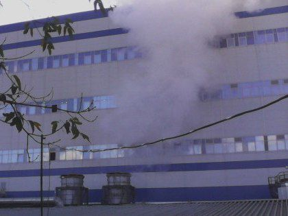 По словам работников Мосэнерго, такое на ТЭЦ-20 они видели впервые