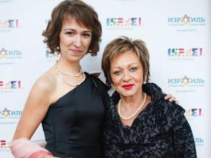 Ксения Кобякова и Дорит Голендер-Друкер