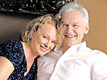 Геннадий Тимченко с супругой