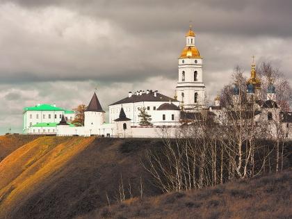 """До XVIII века Тобольск даже на картах обозначали как """"город Сибирь"""""""