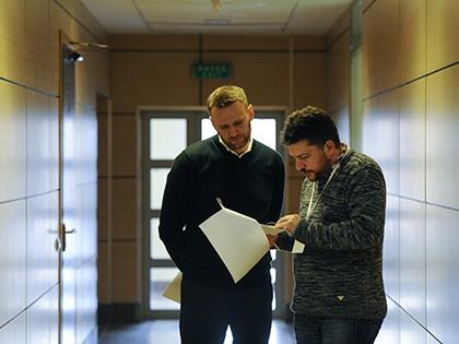 По делу «Кировлеса» Алексей Навальный был приговорён к пяти годам лишения свободы условно в 2013 году