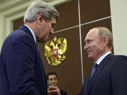 У меня прошли откровенные переговоры с президентом Путиным и главой МИД Лавровым, написал американец