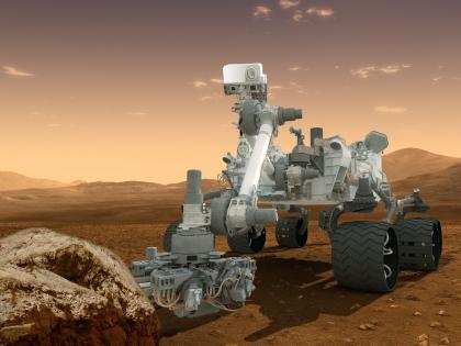 Марсохода Curiosity