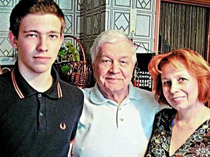 Вдова и сын тяжело переживали потерю главы семьи