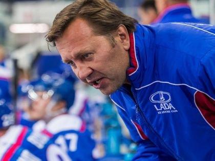 Игорь Уланов, тренер ХК Лада