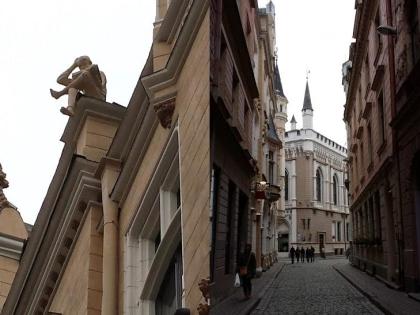 Рига манит туристов своими очаровательными улочками