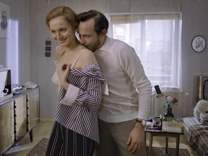 Ирина Купченко и Василий Лановой