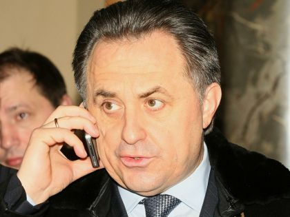 Мутко разыграл партию с сыном Жириновского